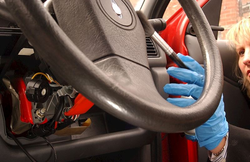 How to protect your fleet vehicles from theft
