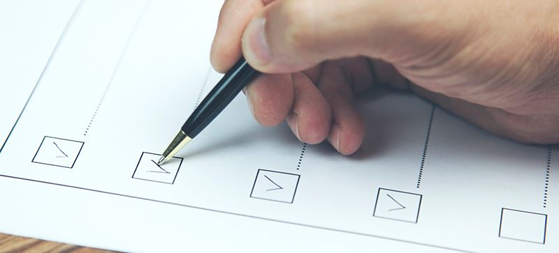 Vehicle Hire Checklist for Companies