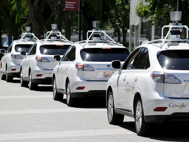 How might driverless vehicles change the way we do business?