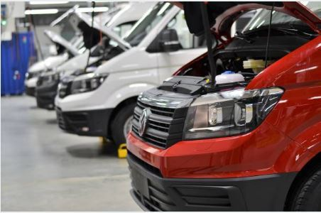Why regularly servicing your fleet vehicle is vital