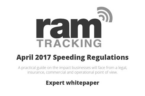 Whitepaper: April 2017 Speeding Regulations - A practical guide for businesses