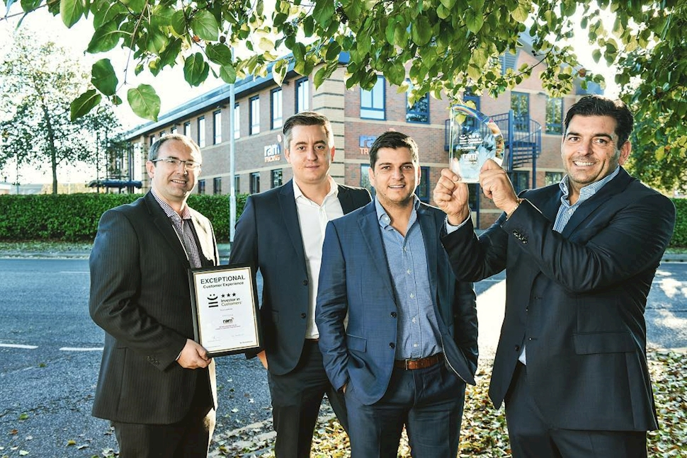 Investors In Customers Award