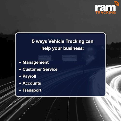 5 Different Areas of the Business Which Will Benefit From RAM Tracking