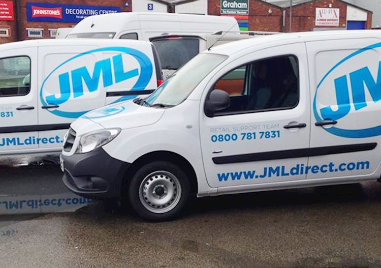 JML saw a 15% reduction in fuel costs