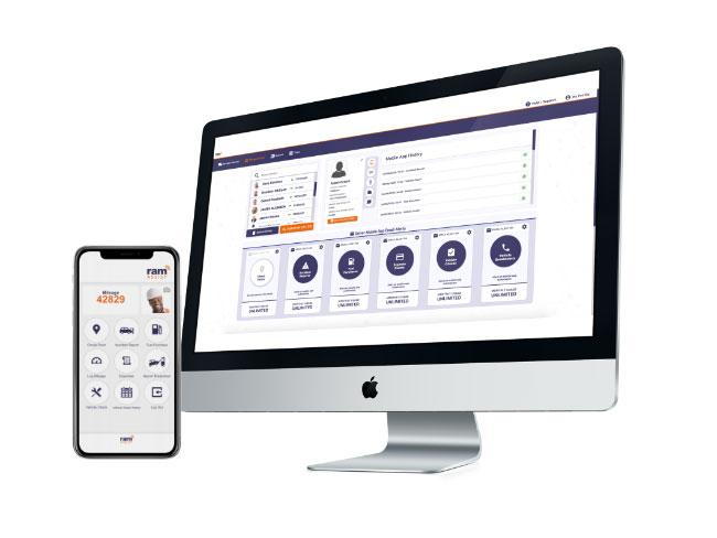 RAM Tracking UK - Remote Asset Management